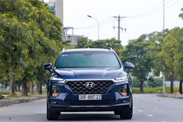 """Soi"" những điểm hấp dẫn của Hyundai SantaFe 2019"