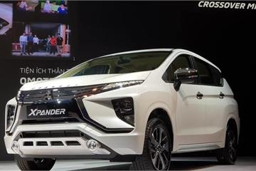 """Sôi động cuộc chiến phân khúc xe đa dụng giá rẻ: Mitsubishi Xpander """"tạm thắng"""""""