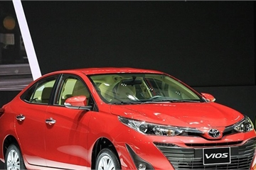 Hyundai Accent và Kia Soluto tạo sức ép, giá Toyota Vios vẫn giữ đáy ở đại lý