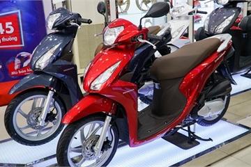 Honda Vision 2020 chênh giá tại đại lý, cao nhất hơn 2 triệu đồng