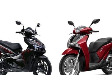 Honda Air Blade 150 hay Honda SH 2020 sẽ ra mắt thị trường Việt Nam?