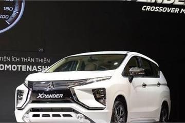 Vượt Toyota Vios, Mitsubishi Xpander dẫn đầu danh sách xe bán chạy nhất tháng 10