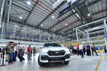 Toàn cảnh thị trường ô tô Việt Nam 2019