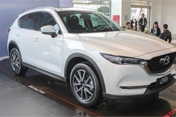 Mazda CX-5 giảm giá 30-50 triệu đồng trong tháng 2/2020