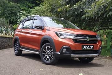 Suzuki XL7 giá rẻ sắp về Việt Nam