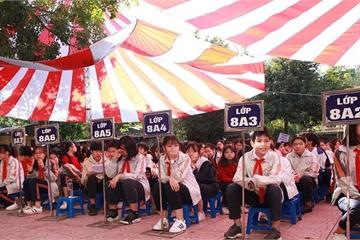 Hà Nội cho học sinh lớp 8, 9 toàn thành phố ôn tập trực tuyến 7 môn học