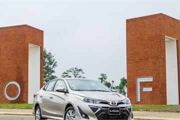 """Toyota Vios """"lật ngược tình thế"""", trở lại ăn khách nhất thị trường Việt Nam"""