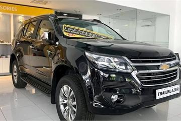 Chevrolet TrailBlazer giảm giá 40%, điều gì đang xảy ra với Chevrolet ở Việt Nam?