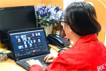 Từ hôm nay hơn 10.000 sinh viên PTIT học trực tuyến qua phần mềm TranS
