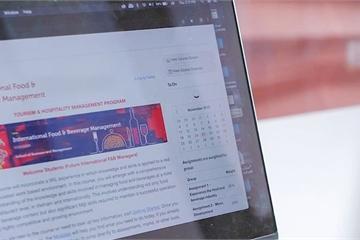 Chuyên gia RMIT: Bài giảng online phải giúp người học cảm nhận người thật, giao tiếp thật