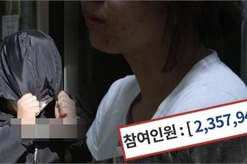 """Hàn Quốc: Hàng loạt nghệ sĩ ký đơn phẫn nộ vụ """"nhóm chat đen"""" liên quan 70 phụ nữ"""