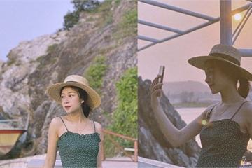 Vợ Phan Văn Đức khoe nhan sắc rạng rỡ trong thời kỳ mang thai