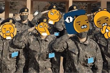 Hình ảnh Seungri trong quân ngũ, vướng loạt bê bối nhưng vẫn được giao chức chỉ huy