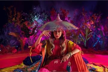 """Tung MV với tựa lạ """"Kẻ cắp gặp bà già"""" Hoàng Thùy Linh nhắn nhủ điều gì vào tình yêu?"""
