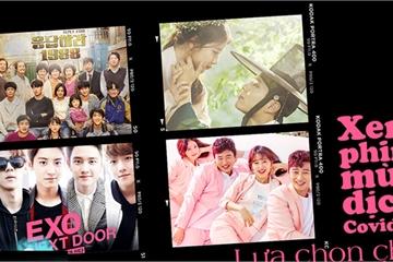 """Những bộ phim ấm áp lấy lại năng lượng cho các """"mọt phim"""" Hàn Quốc"""