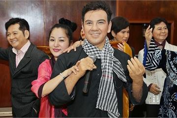 Bộ ảnh tượng sáp sao Việt: fan hết hồn nhận ra nhiều người giống nhau