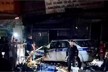 Vụ thiếu úy CSGT Bình Dương gây tai nạn chết người: Xử lý nghiêm, không bao che