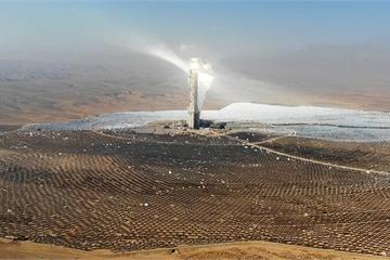 Điều gì sẽ xảy ra, khi Sahara thành nhà máy năng lượng mặt trời khổng lồ?