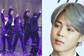 """Jimin BTS bị chỉ trích khi hát live như """"tra tấn"""" khán giả trên sân khấu"""