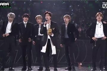 MAMA 2019: Jin BTS nói về vấn nạn gian lận trên các bảng xếp hạng