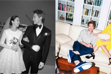Kim Tae Hee - Bi Rain hôn nhân đáng ngưỡng mộ sau đám cưới giản dị 25 triệu đồng