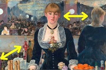 7 điểm vô lý trong bức tranh nổi tiếng thế giới chỉ người tinh tế mới thấy