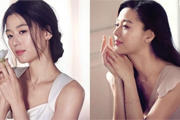 """Jun Ji Hyun """"mợ chảnh"""" gợi cảm ở tuổi 40"""