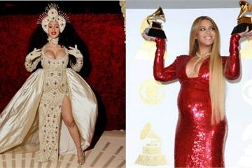 Những sao Hollywood sành điệu với váy bầu