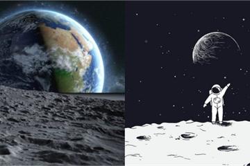 NASA tái tạo hình ảnh chuyến đi vòng quanh Mặt Trăng của tàu Apollo 13