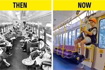 10 bức ảnh 'có 1 không 2' chứng minh thế giới đã thay đổi chóng mặt trong 50 năm qua