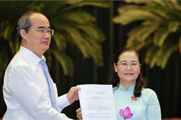 Chuẩn y chức danh Chủ tịch HĐND TP.HCM đối với bà Nguyễn Thị Lệ