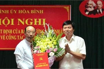 Công bố quyết định nhân sự tỉnh Hòa Bình của Ban Bí thư Trung ương Đảng