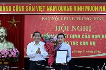 Ban Bí thư Trung ương Đảng bổ nhiệm nhân sự 2 cơ quan