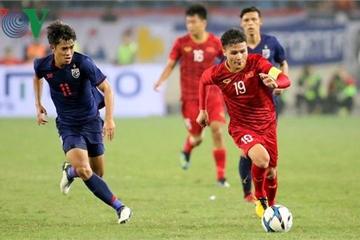 Lịch thi đấu King's Cup 2019 của Đội tuyển Việt Nam