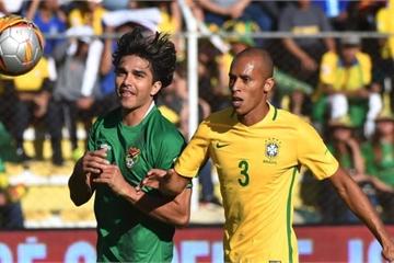 Brazil 3 - 0 Bolivia: Philippe Coutinho lập cú đúp giúp chủ nhà có chiến thắng 3 sao