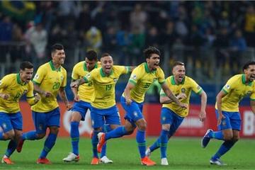 Brazil 2-0 Argentina: Firmino, Jesus chói sáng đưa Brazil vào chung kết Copa America