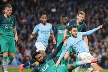 """23h30 ngày 17/8, sân Etihad: Man City vs Tottenham: Chủ quá mạnh, khách """"xin hàng"""""""
