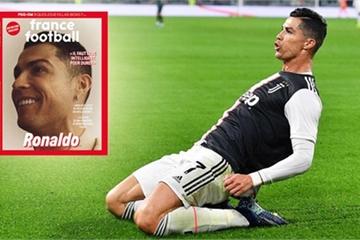 """Ronaldo: """"Messi giúp tôi trở nên tốt hơn"""""""