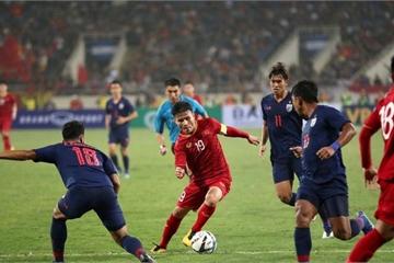 ĐT Việt Nam vươn lên hạng 92 trên bảng xếp hạng FIFA