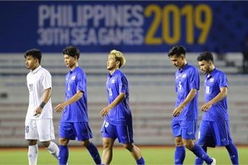 Thi đấu bạc nhược, U22 Thái Lan thua muối mặt U22 Indonesia