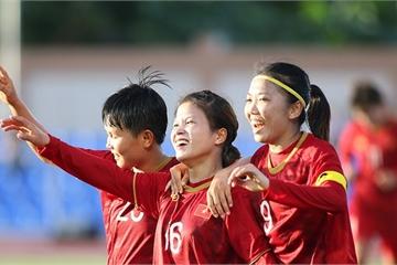 Nữ Việt Nam vs Indonesia: Tìm cơn mưa bàn thắng