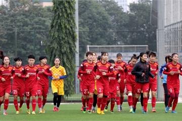 ĐT nữ Việt Nam sáng cửa vào tranh vé trực tiếp dự Olympic 2020