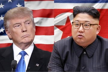 """Trump nói Triều Tiên phá hủy 4 bãi thử hạt nhân, quan chức Mỹ nói """"không phải thế"""""""