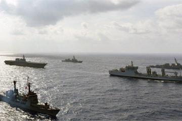 """Bành trướng ở Biển Đông, Trung Quốc sắp lĩnh """"đòn đau mới"""" từ Mỹ?"""