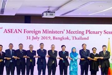 Thái Lan kêu gọi ASEAN tăng cường cơ chế, mở rộng hợp tác trong khu vực