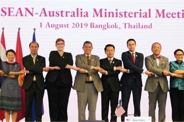 ASEAN – Australia tăng cường thêm nỗ lực chống lại nạn buôn người