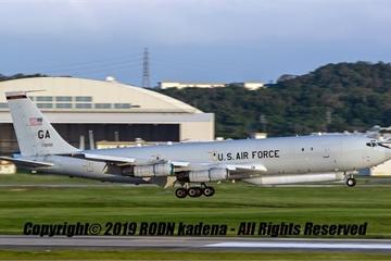 """Mỹ điều thêm 2 máy bay trinh sát tới Nhật Bản, """"quần thảo"""" bán đảo Triều Tiên"""
