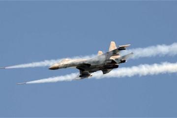 Điều Su-35 chặn đứng F-16 Thổ Nhĩ Kỳ không kích Syria, Nga sẵn sàng xuống tay?
