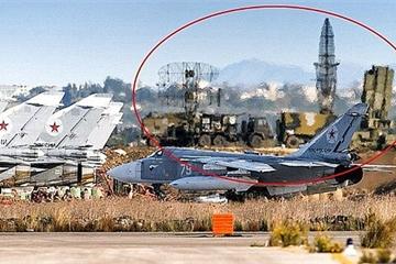 """Căn cứ Hmeymim suýt """"ăn đạn"""", 300 quân và 20 xe bọc thép Nga tới phía bắc Syria"""
