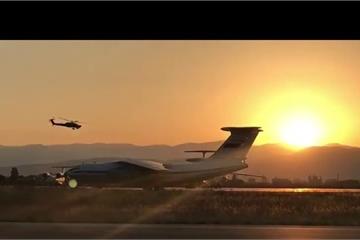 """""""Bí ẩn"""" máy bay Nga vừa tuần tra khu vực biên giới Syria – Thổ Nhĩ Kỳ"""